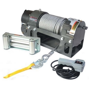 12000LB VIKING ELECTRIC WORM DRIVE WINCH